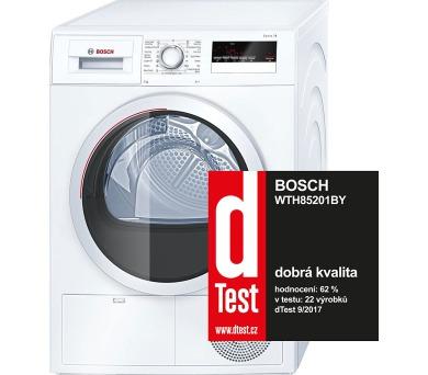 Bosch WTH85201BY kondenzační s tepelným čerpadlem + 100 dní možnost vrácení*