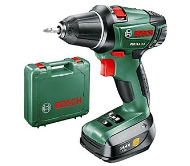 Bosch PSR 14,4 LI-2 upgrade + DOPRAVA ZDARMA