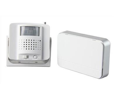 Alarm bezdrátový dveřní/GONG 1D06 230V/DC