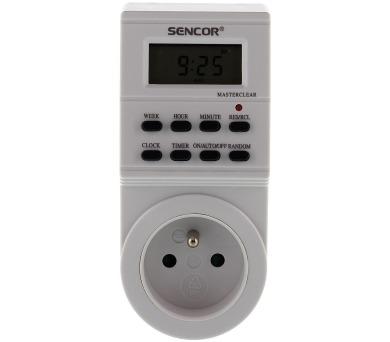 SST 13D Časový spínač digitální Sencor