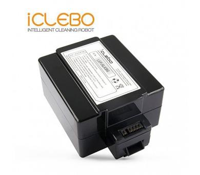 iClebo baterie Li-ion 4400 mAh Plus + DOPRAVA ZDARMA