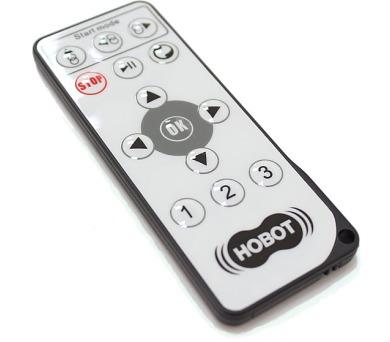HOBOT-168 dálkové ovládání