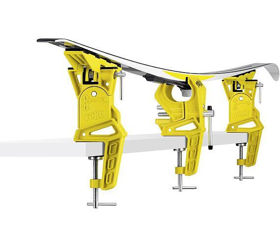 Toko adaptér Universal Adapter for Ski Vise World Cup Žlutá 2015-2016 + DOPRAVA ZDARMA