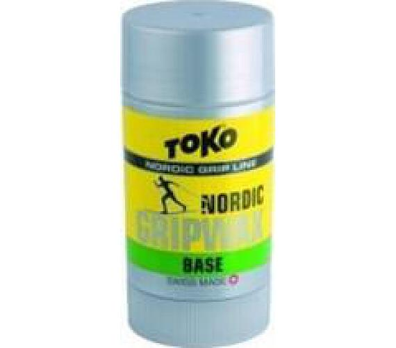 Toko stoupací vosk Nordic Base Wax 27g