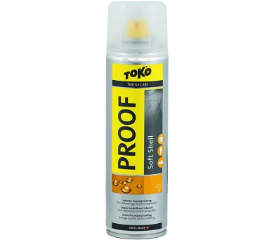 Toko impregnace Soft Shell Proof 250ml 2016-2017