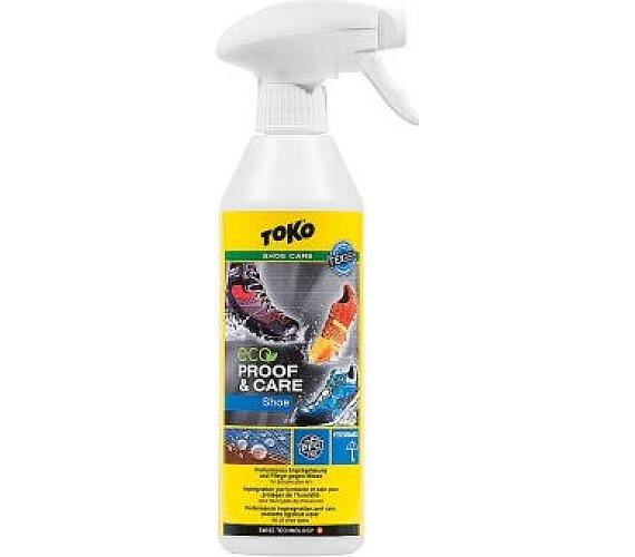 Toko impregnace boty Eco Shoe Proof & Care 500ml 2016-2017