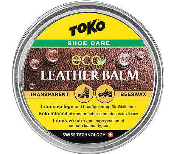 Toko krém na obuv Leather Balm 50g 2016-2017