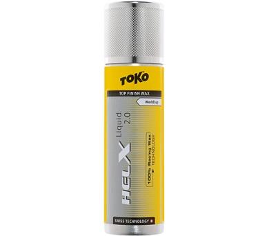 Toko skluzný vosk tekutý HelX Liquid 2.0 Yellow 50 ml 2017-2018 + DOPRAVA ZDARMA