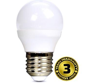 Solight LED žárovka miniglobe