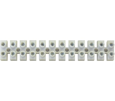 Svorkovnice 12x16,0 mm bílá