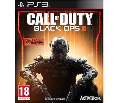 Activision PlayStation 3 Call of Duty: Black Ops 3 EN
