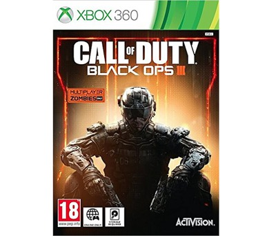 Activision Xbox 360 Call of Duty: Black Ops 3 EN