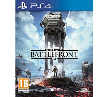Hra EA PlayStation 4 Star Wars Battlefront