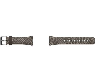 Samsung výměnný pro chytré hodinky Gear S2 - hnědá