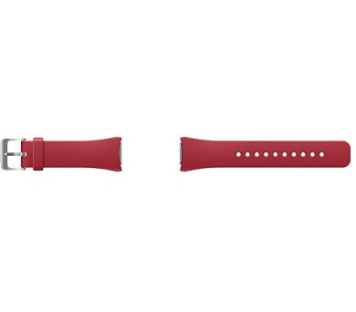 Samsung výměnný pro chytré hodinky Gear S2 - červená + DOPRAVA ZDARMA