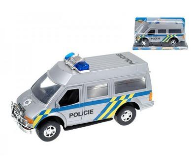 Auto policie plast 27cm na setrvačník v krabičce + DOPRAVA ZDARMA