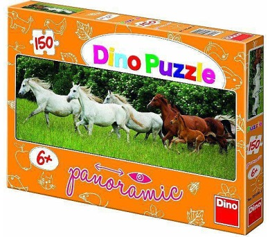 Puzzle Bežící koně 150d. PAN