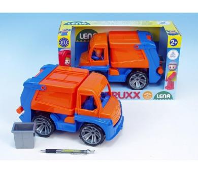 Auto Truxx popeláři plast 27cm v krabici od 24 měsíců