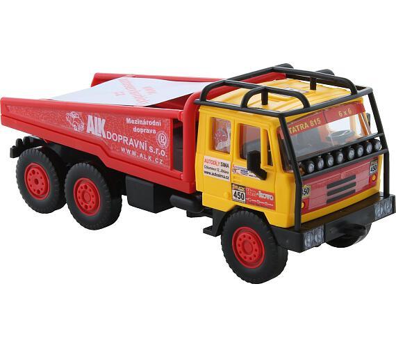 Stavebnice Monti 76 Tatra 815 Truck Trial 1:48 v krabici 22x15x6cm + DOPRAVA ZDARMA