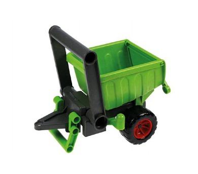 Přívěs vlečka vozík za aktivní traktor plast 20cm 24m+