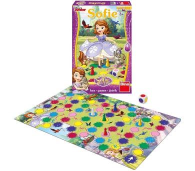 Princezna Sofia společenská hra v krabici 20x30x6cm