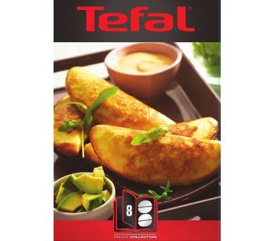 Tefal XA800812 výměnná plotýnka ke Snack Collection