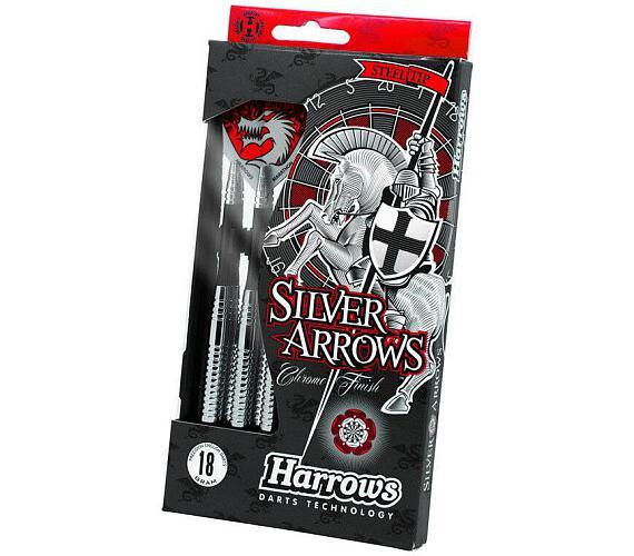 HARROWS STEEL BRISTOW Silver Arrows 20 g