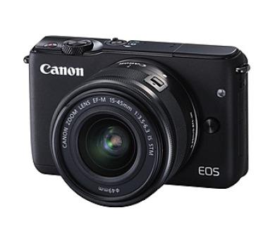 Canon EOS M10 + 15-45mm STM