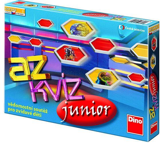 AZ kvíz junior společenská hra v krabici