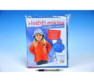 Dívčí mikina s dlouhým rukávem 2barvy
