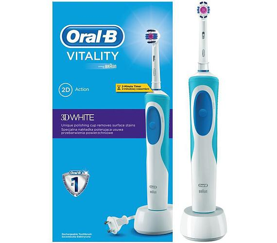 Oral-B Vitality 3D White