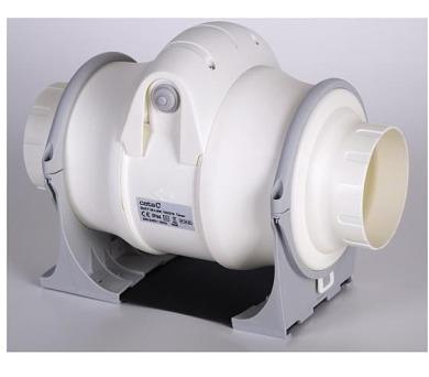 Cata Radiální ventilátor Cata DUCT IN-LINE 100/270 T + DOPRAVA ZDARMA
