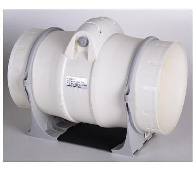 Cata Radiální ventilátor Cata DUCT IN-LINE 200/910 + DOPRAVA ZDARMA