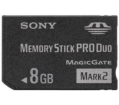 Sony MS PRO Duo MSMT8G (MSMT8GN) + DOPRAVA ZDARMA