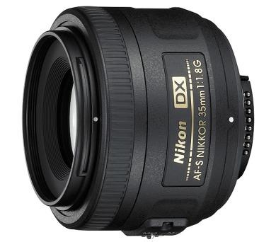 Nikon 35mm F1.8G AF-S DX NIKKOR