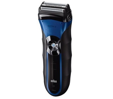 Braun Series 3-340 Wet&Dry + DOPRAVA ZDARMA