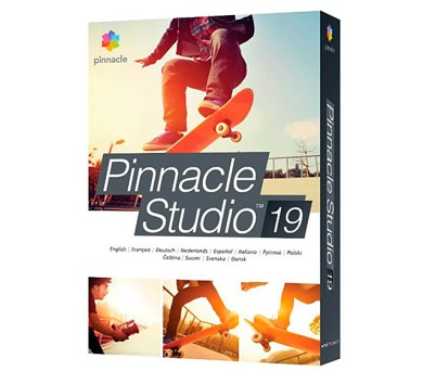 Pinnacle Studio 19 Standard CZ