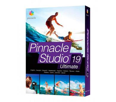 Pinnacle Studio 19 Ultimate CZ