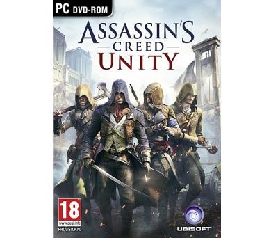Ubisoft PC Assassin's Creed: Unity + DOPRAVA ZDARMA