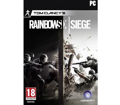 Ubisoft PC Tom Clancy's Rainbow Six: Siege