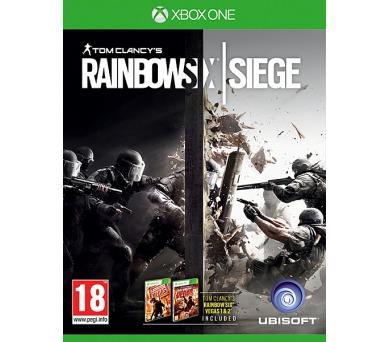 Ubisoft Xbox One Tom Clancy's Rainbow Six: Siege + DOPRAVA ZDARMA