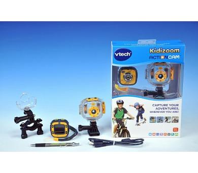 Kidizoom Action Cam Vtech Videokamera na baterie v krabici 20x28x8cm + DOPRAVA ZDARMA