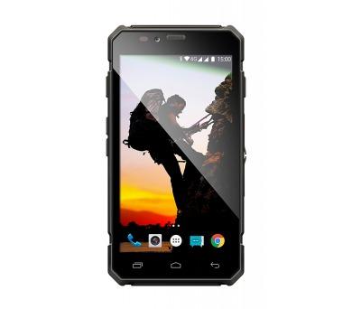 Evolveo StrongPhone Q6 LTE - černý