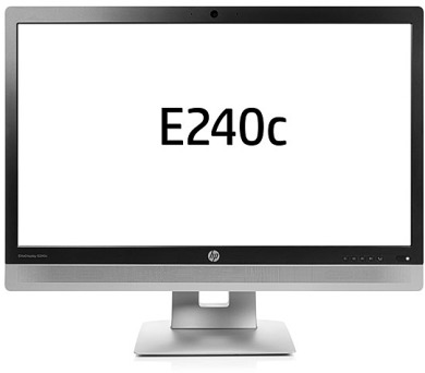 "Monitor HP EliteDisplay E240c 23,8"",LED + DOPRAVA ZDARMA"