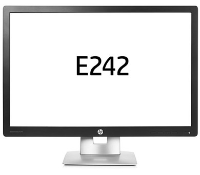 "Monitor HP EliteDisplay E242 23,8"",LED + DOPRAVA ZDARMA"