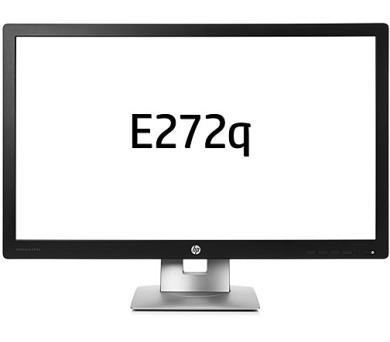 "LCD monitor HP EliteDisplay E272q QHD 27"" 27"",LED"