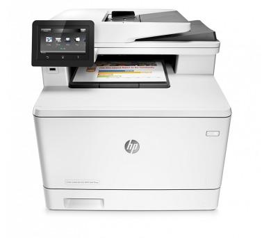Tiskárna multifunkční HP LaserJet Pro MFP M477fdw A4