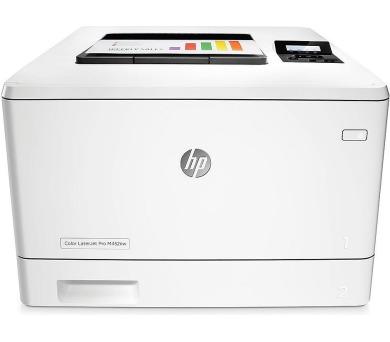 Tiskárna laserová HP LaserJet Pro 400 color M452nw A4