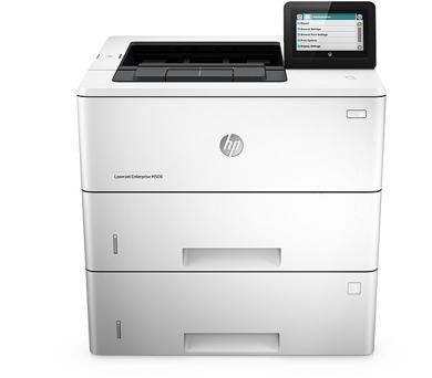 Tiskárna laserová HP LaserJet M506x A4