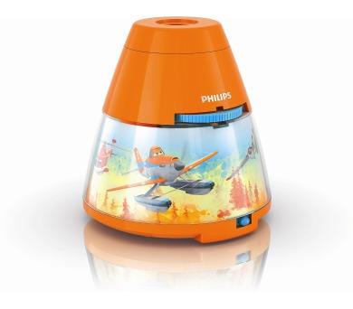 Disney Planes PROJEKTOR LED 0,1W bez baterií Philips 71769/53/16